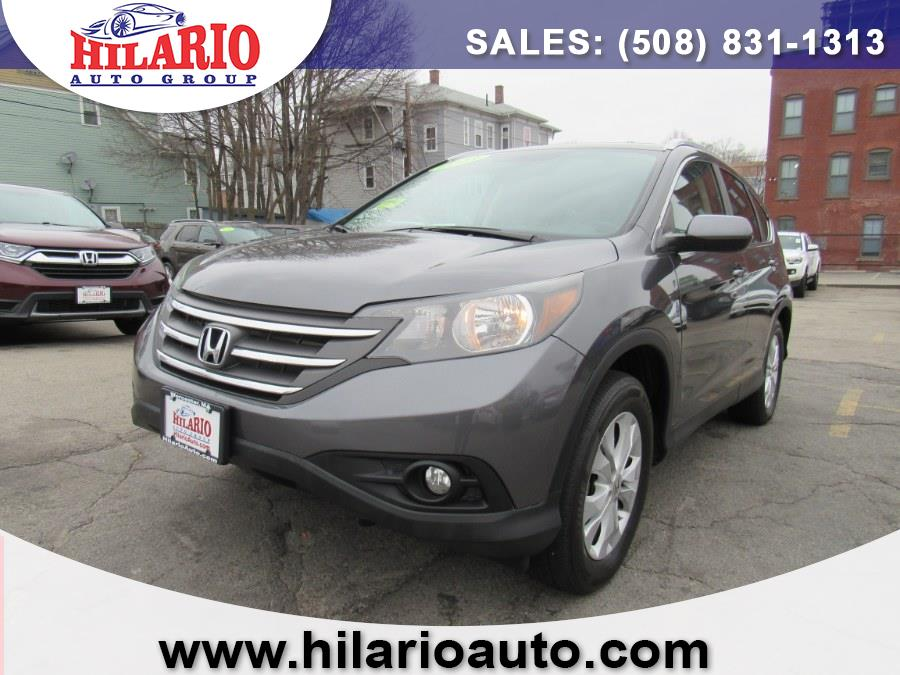 Used 2013 Honda CR-V in Worcester, Massachusetts | Hilario's Auto Sales Inc.. Worcester, Massachusetts