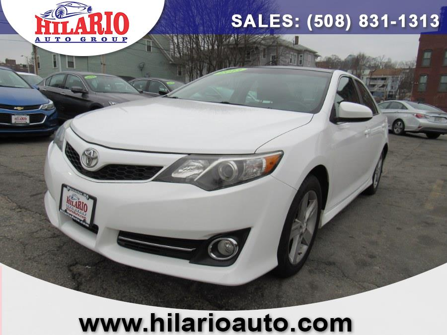 Used 2013 Toyota Camry in Worcester, Massachusetts | Hilario's Auto Sales Inc.. Worcester, Massachusetts