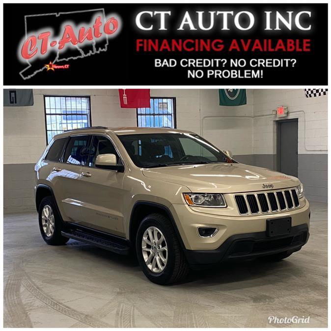Used Jeep Grand Cherokee 4WD 4dr Laredo 2014 | CT Auto. Bridgeport, Connecticut