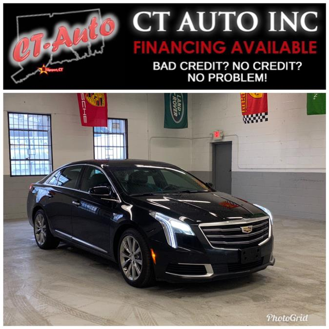 Used Cadillac XTS 4dr Sdn FWD 2018 | CT Auto. Bridgeport, Connecticut