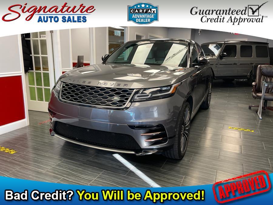 Used 2018 Land Rover Range Rover Velar in Franklin Square, New York | Signature Auto Sales. Franklin Square, New York