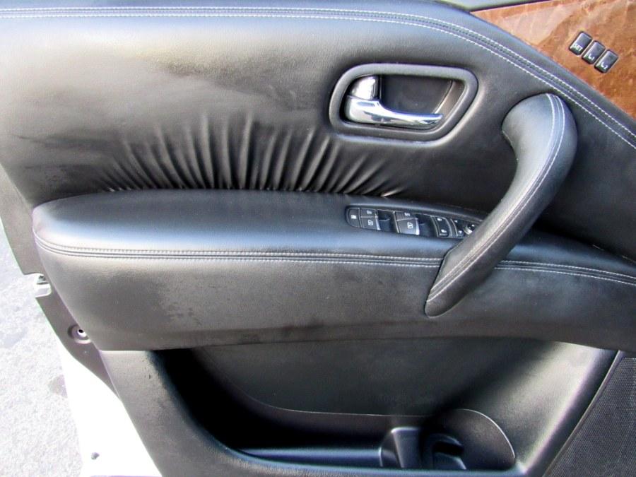 Used INFINITI QX80 4WD 4dr 2016 | MFG Prestige Auto Group. Paterson, New Jersey