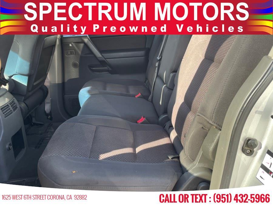 Used Nissan Armada SE 2WD 2005 | Spectrum Motors. Corona, California