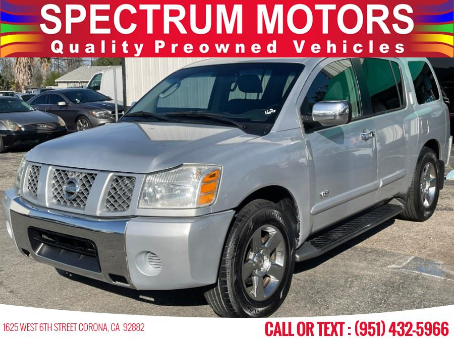 Used 2005 Nissan Armada in Corona, California | Spectrum Motors. Corona, California