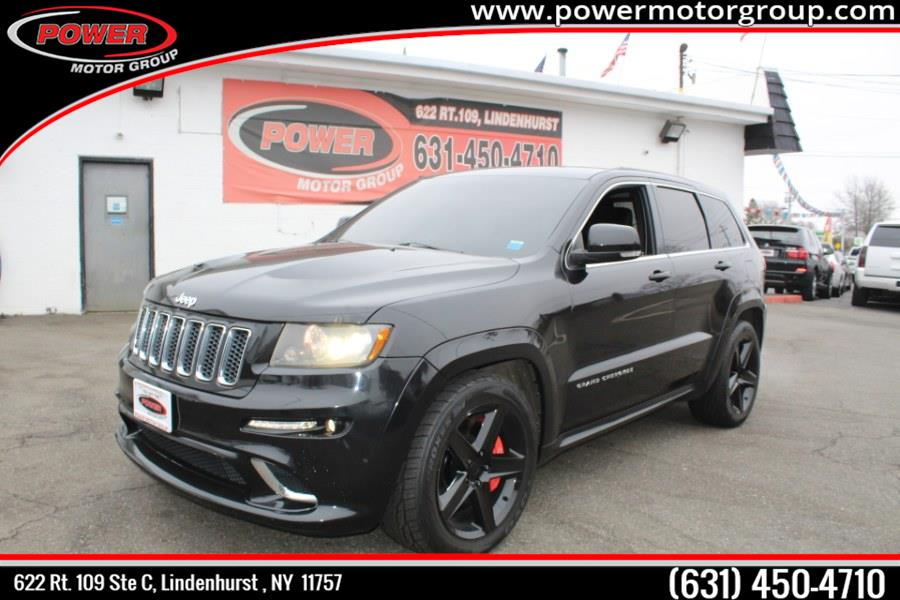 Used 2012 Jeep Grand Cherokee- SRT8 in Lindenhurst , New York | Power Motor Group. Lindenhurst , New York