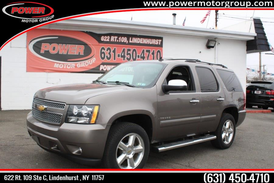 Used 2013 Chevrolet Tahoe LTZ in Lindenhurst , New York | Power Motor Group. Lindenhurst , New York