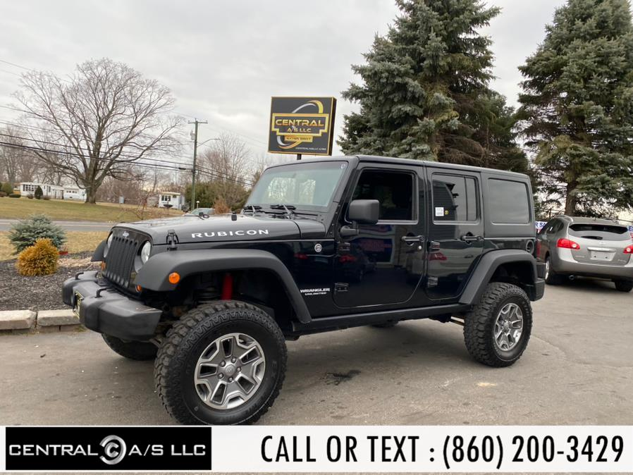 Used Jeep Wrangler Unlimited 4WD 4dr Rubicon 2013 | Central A/S LLC. East Windsor, Connecticut