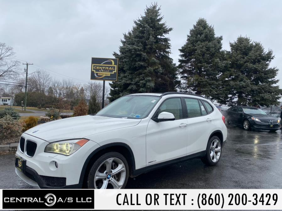 Used BMW X1 AWD 4dr xDrive35i 2013   Central A/S LLC. East Windsor, Connecticut