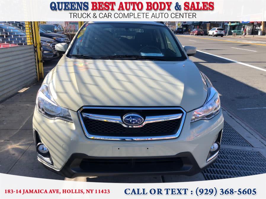 Used Subaru Crosstrek 2.0i Premium CVT 2017 | Queens Best Auto Body / Sales. Hollis, New York