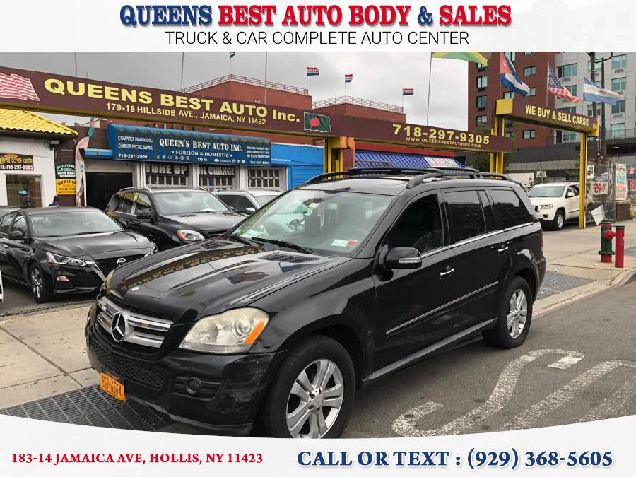 Used Mercedes-Benz GL-Class 4MATIC 4dr 4.6L 2008 | Queens Best Auto Body / Sales. Hollis, New York
