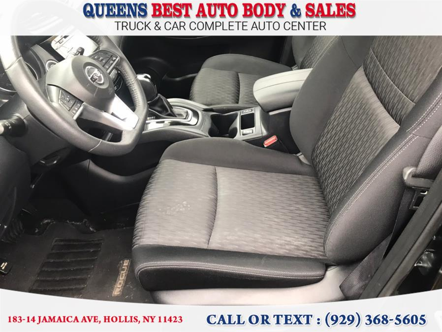 Used Nissan Rogue SV 2017 | Queens Best Auto Body / Sales. Hollis, New York