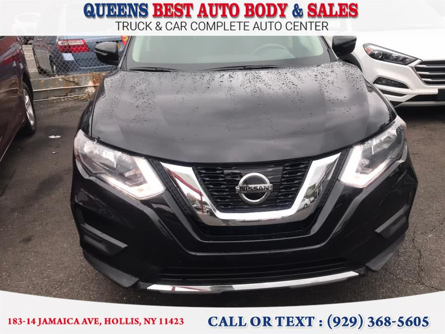 Used 2017 Nissan Rogue in Hollis, New York | Queens Best Auto Body / Sales. Hollis, New York