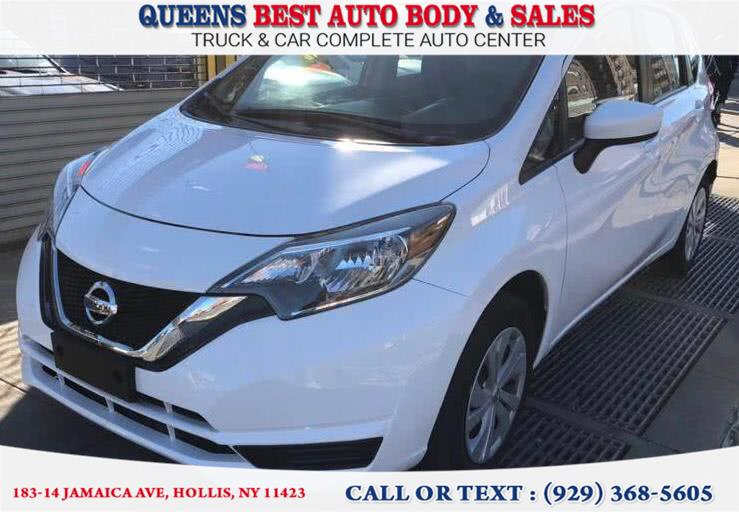 Used 2019 Nissan Versa Note in Hollis, New York | Queens Best Auto Body / Sales. Hollis, New York