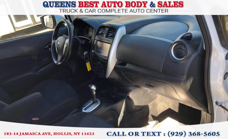 Used Nissan Versa Note SV CVT 2019 | Queens Best Auto Body / Sales. Hollis, New York