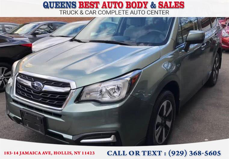 Used 2017 Subaru Forester in Hollis, New York | Queens Best Auto Body / Sales. Hollis, New York