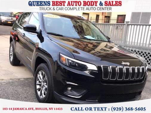 Used 2019 Jeep Cherokee in Hollis, New York | Queens Best Auto Body / Sales. Hollis, New York