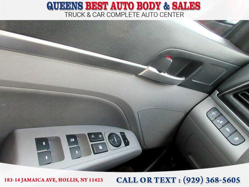 Used Hyundai Elantra SEL Auto 2019   Queens Best Auto Body / Sales. Hollis, New York