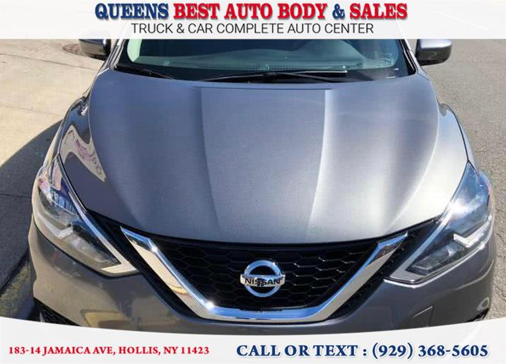 Used 2019 Nissan Sentra in Hollis, New York | Queens Best Auto Body / Sales. Hollis, New York