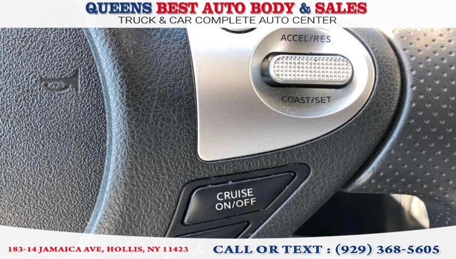 Used Nissan Sentra SV CVT *Ltd Avail* 2019 | Queens Best Auto Body / Sales. Hollis, New York
