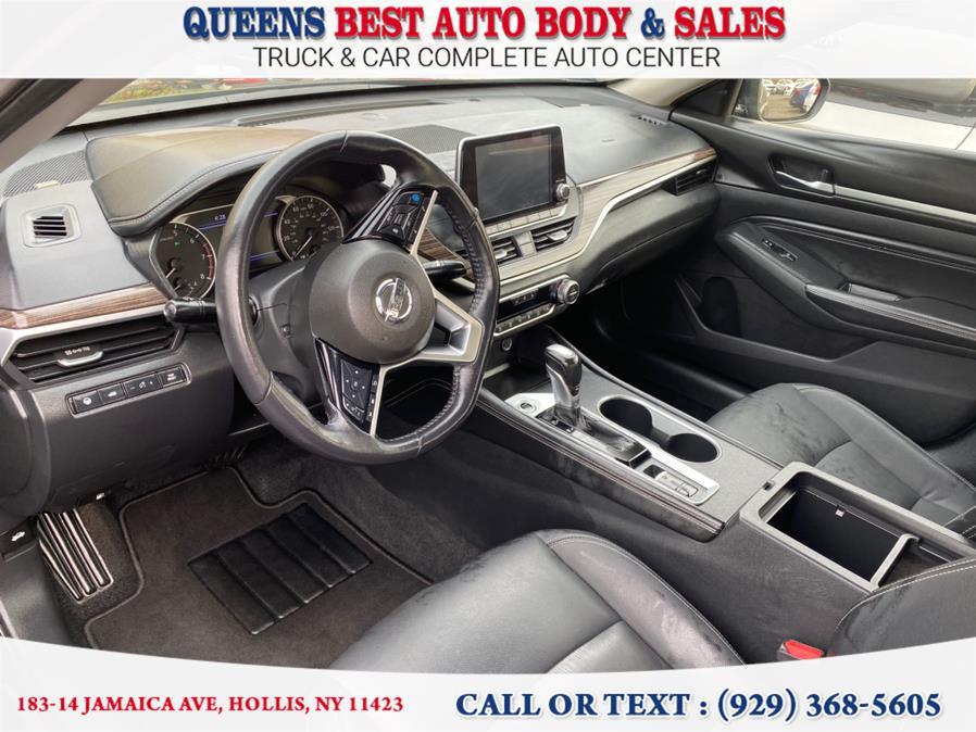 Used Nissan Altima 2.5 SL Sedan 2019 | Queens Best Auto Body / Sales. Hollis, New York