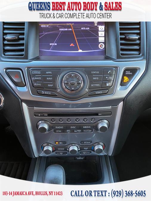 Used Nissan Pathfinder 4x4 SL 2019   Queens Best Auto Body / Sales. Hollis, New York
