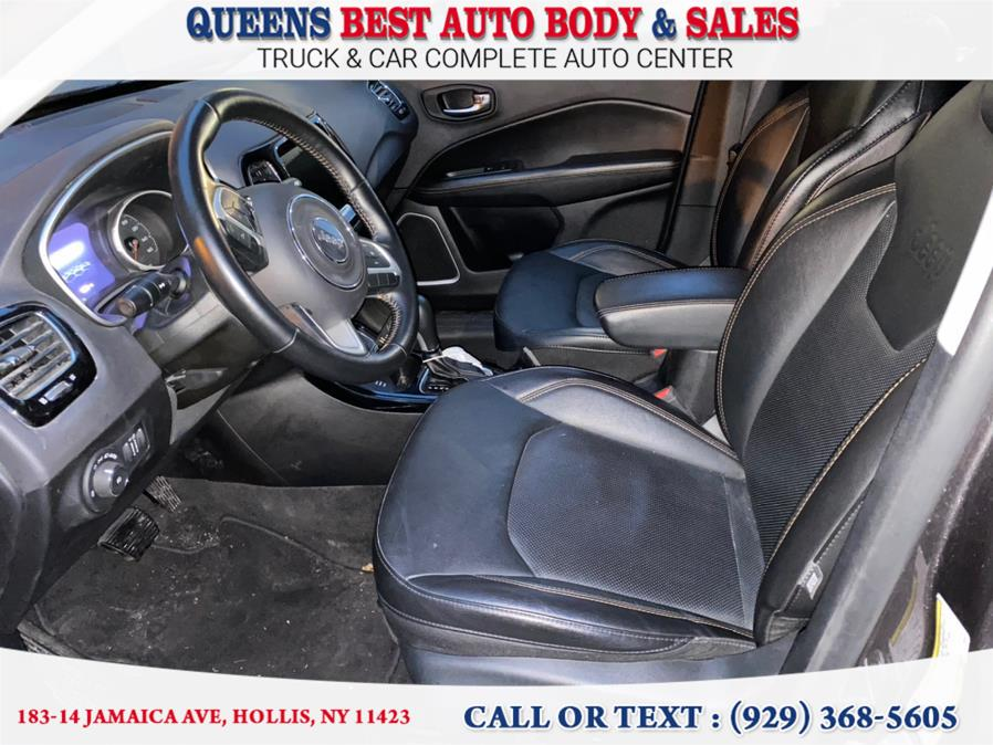Used Jeep Compass Limited 4x4 2020   Queens Best Auto Body / Sales. Hollis, New York
