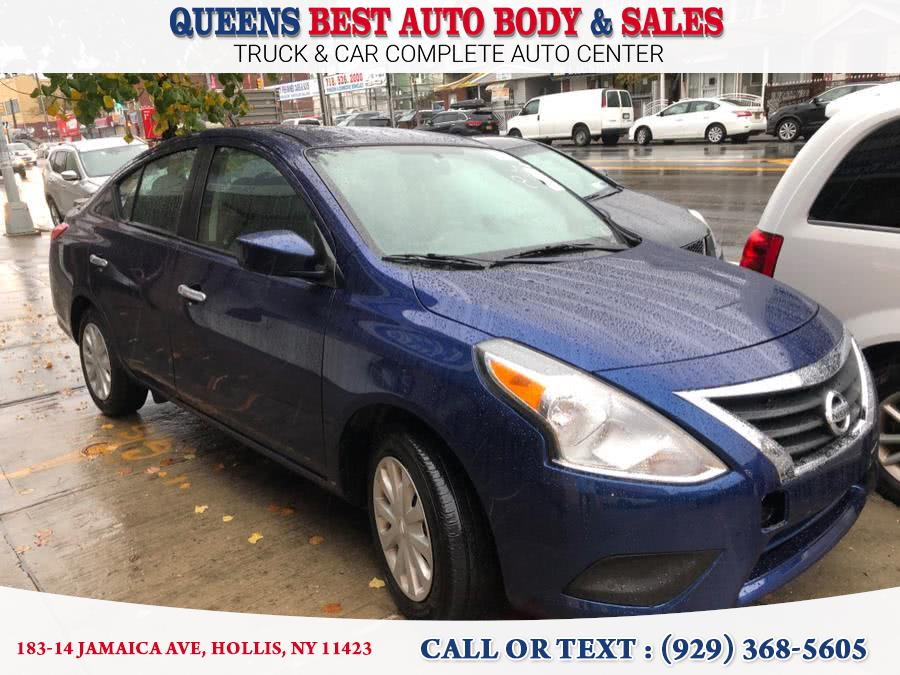 Used 2019 Nissan Versa Sedan in Hollis, New York | Queens Best Auto Body / Sales. Hollis, New York