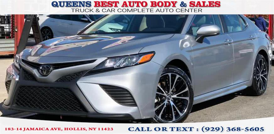 Used Toyota Corolla LE CVT (Natl) 2020 | Queens Best Auto Body / Sales. Hollis, New York