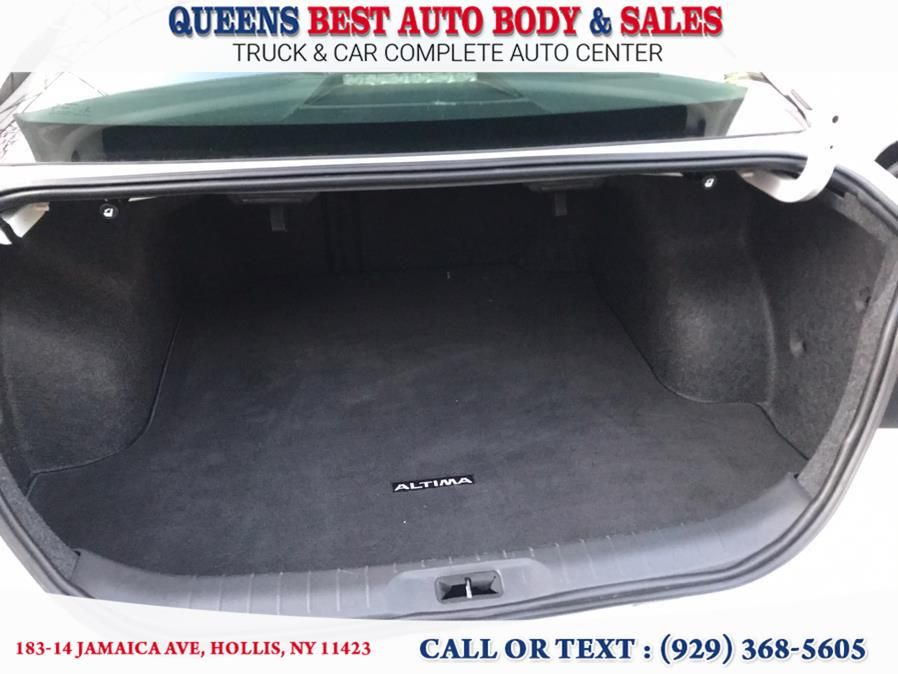 Used Nissan Altima 2.5 SR Sedan 2020 | Queens Best Auto Body / Sales. Hollis, New York