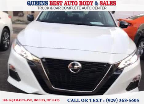 Used 2020 Nissan Altima in Hollis, New York | Queens Best Auto Body / Sales. Hollis, New York