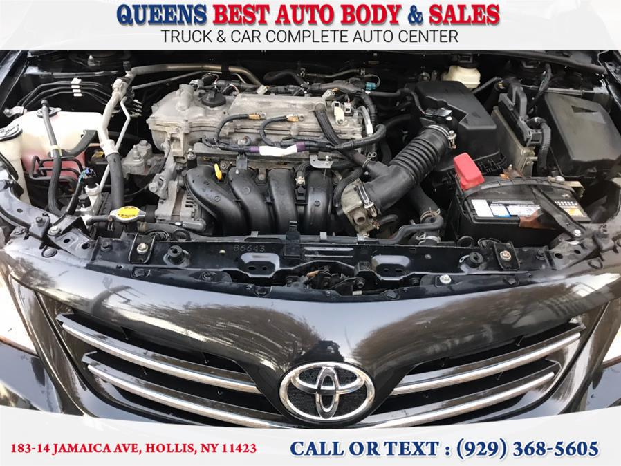 Used Toyota Corolla 4dr Sdn Auto LE 2013 | Queens Best Auto Body / Sales. Hollis, New York