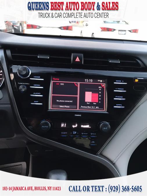 Used Toyota Camry SE Nightshade Auto (Natl) 2020 | Queens Best Auto Body / Sales. Hollis, New York