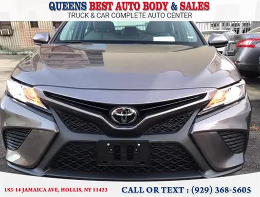 Used Toyota Camry SE Nightshade Auto (Natl) 2020 | Queens Best Auto Body / Sales. Hollis, New York