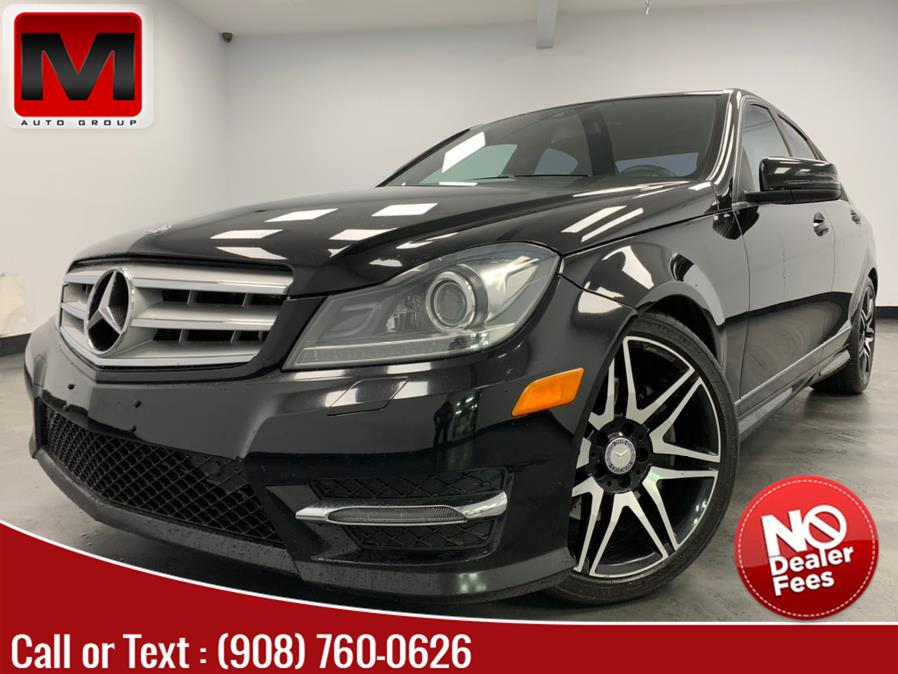 Used Mercedes-Benz C-Class 4dr Sdn C300 Sport 4MATIC 2013 | M Auto Group. Elizabeth, New Jersey