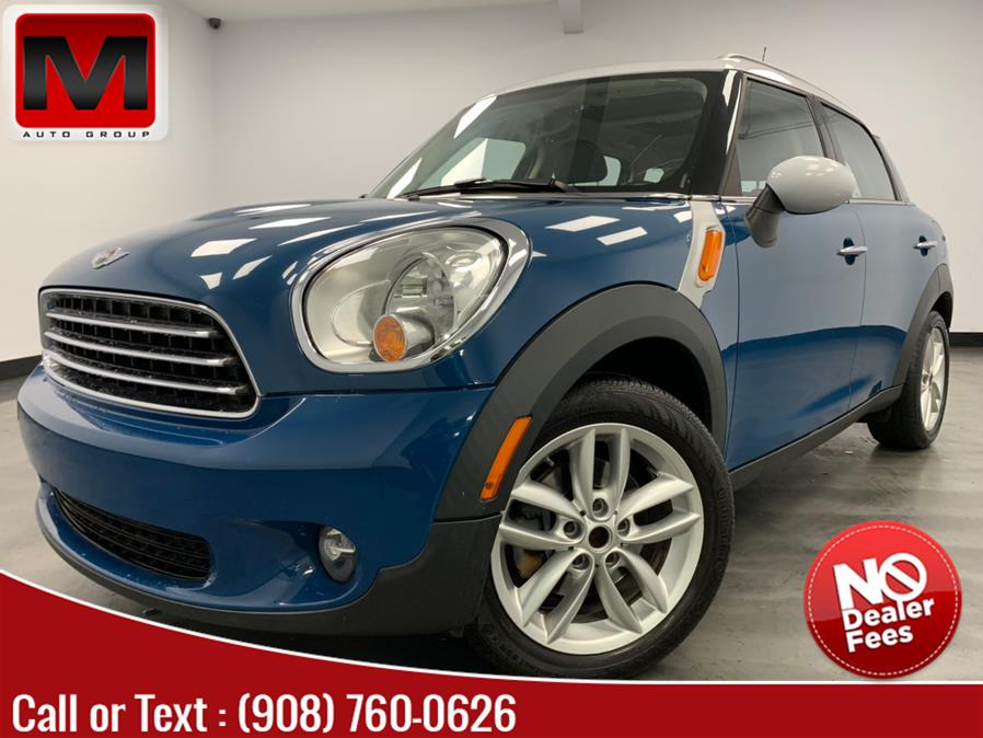 Used 2012 MINI Cooper Countryman in Elizabeth, New Jersey | M Auto Group. Elizabeth, New Jersey