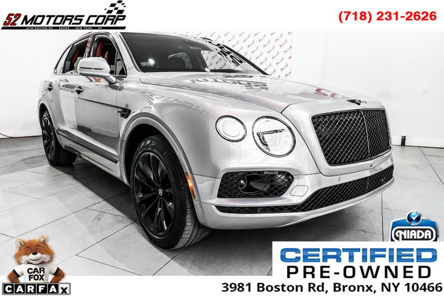 Used 2017 Bentley Bentayga in Woodside, New York | 52Motors Corp. Woodside, New York