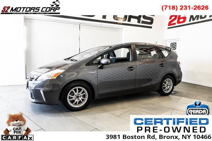 Used 2012 Toyota Prius v in Woodside, New York | 52Motors Corp. Woodside, New York