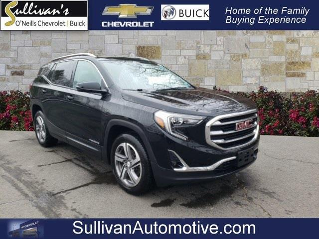 Used 2018 GMC Terrain in Avon, Connecticut | Sullivan Automotive Group. Avon, Connecticut