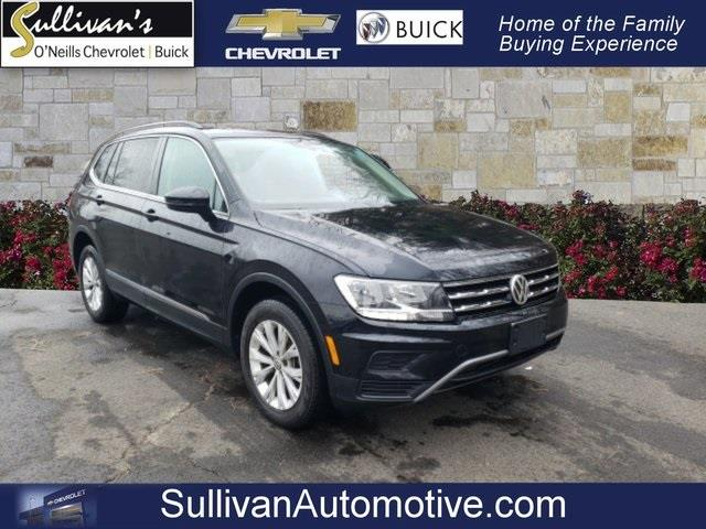 Used 2018 Volkswagen Tiguan in Avon, Connecticut | Sullivan Automotive Group. Avon, Connecticut
