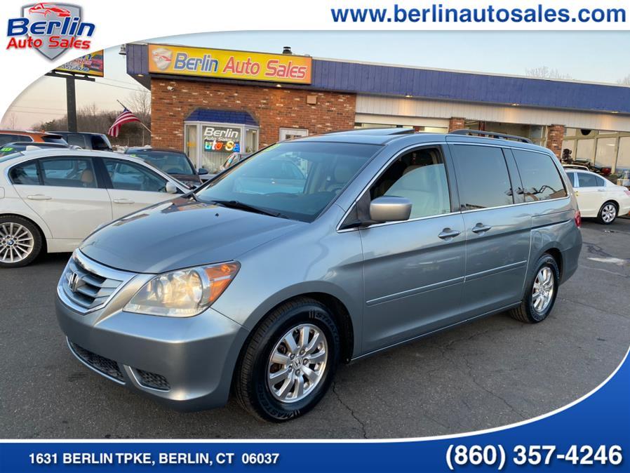 Used 2009 Honda Odyssey in Berlin, Connecticut | Berlin Auto Sales LLC. Berlin, Connecticut
