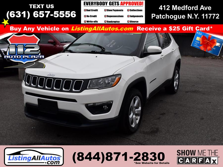 Used 2018 Jeep Compass in Patchogue, New York | www.ListingAllAutos.com. Patchogue, New York