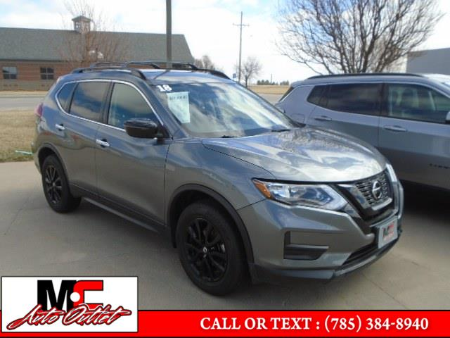 Used 2018 Nissan Rogue in Colby, Kansas | M C Auto Outlet Inc. Colby, Kansas