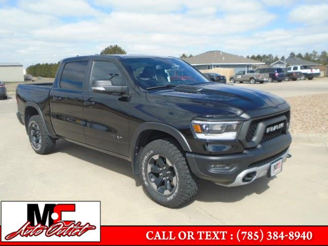 Used 2019 Ram 1500 in Colby, Kansas | M C Auto Outlet Inc. Colby, Kansas