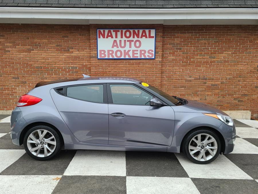 Used Hyundai Veloster Hatchback 2017 | National Auto Brokers, Inc.. Waterbury, Connecticut