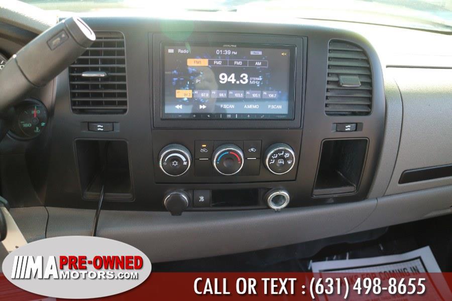 "Used Chevrolet Silverado 1500 4WD Crew Cab 143.5"" LS 2009   M & A Motors. Huntington, New York"