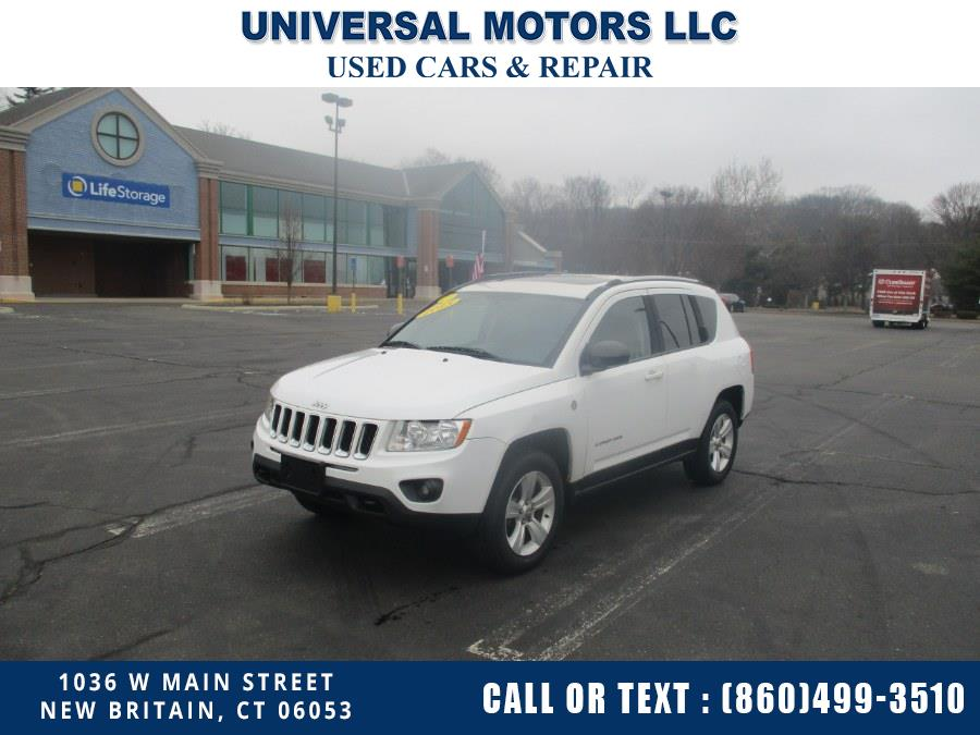 Used Jeep Compass 4WD 4dr Latitude 2013 | Universal Motors LLC. New Britain, Connecticut