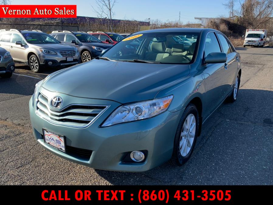 Used 2010 Toyota Camry in Manchester, Connecticut | Vernon Auto Sale & Service. Manchester, Connecticut