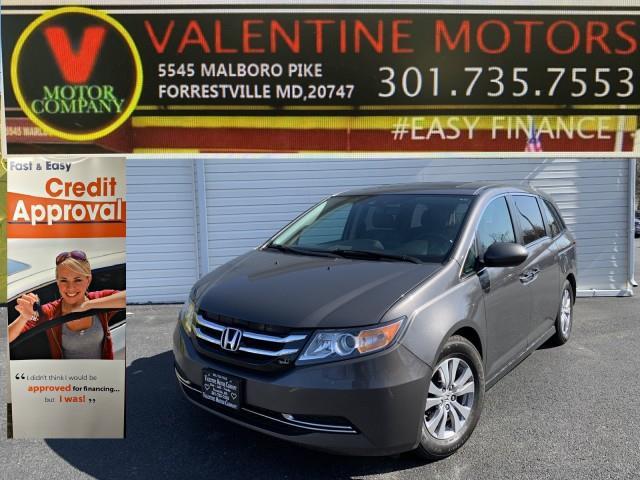 Used 2014 Honda Odyssey in Forestville, Maryland   Valentine Motor Company. Forestville, Maryland