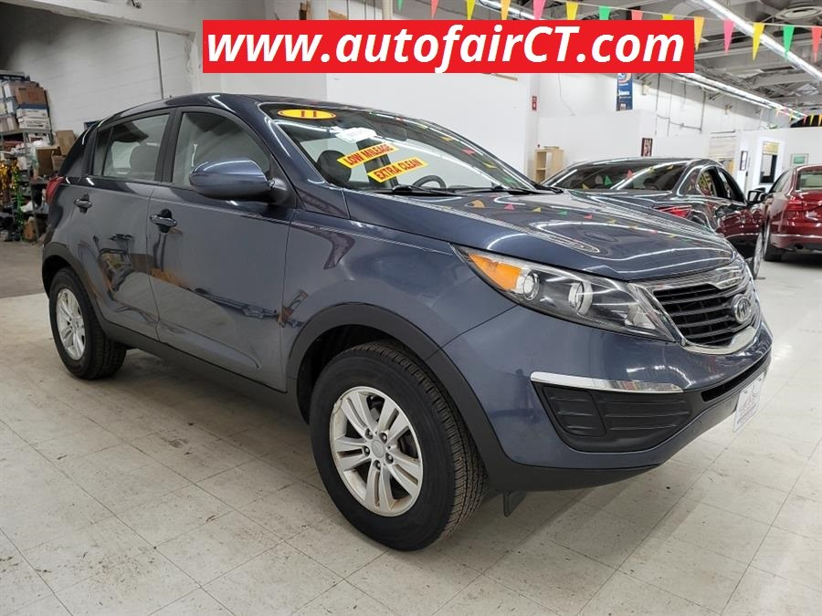 Used 2011 Kia Sportage in West Haven, Connecticut