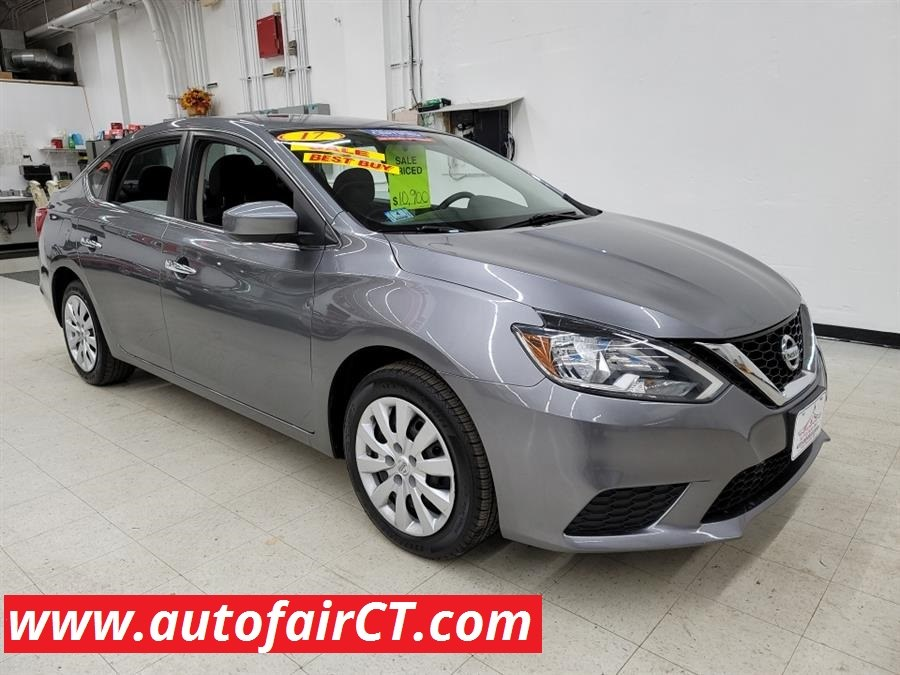Used 2017 Nissan Sentra in West Haven, Connecticut